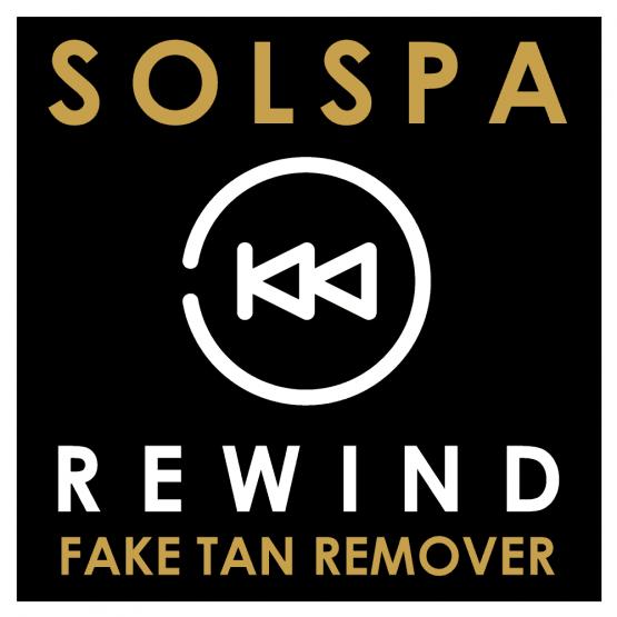fake tan remover Solspa Rewind